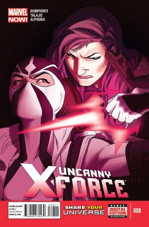 Uncanny X-Force Vol 2 8