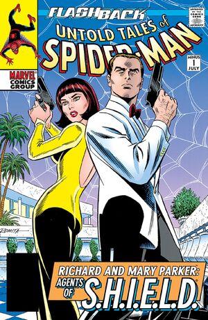 Untold Tales of Spider-Man Vol 1 -1