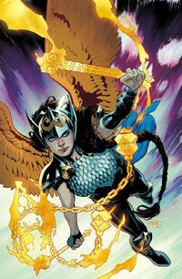 Valkyrie Jane Foster Vol 1 1 Textless