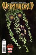 Weirdworld Vol 1 4