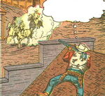 White Horse Gulch from Kid Colt Outlaw Vol 1 21 0001