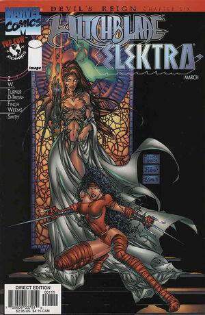 Witchblade Elektra Vol 1 1