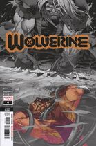 Wolverine Vol 7 4 Second Printing Variant