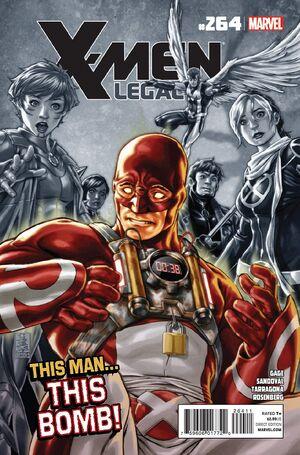 X-Men Legacy Vol 1 264