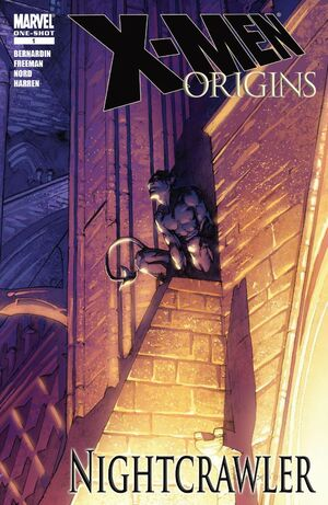 X-Men Origins Nightcrawler Vol 1 1