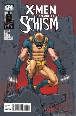 X-Men Prelude to Schism Vol 1 4