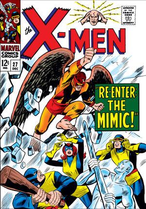 X-Men Vol 1 27
