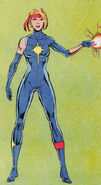 Alison Blaire (Earth-616) from Official Handbook of the Marvel Universe Vol 2 3 0001