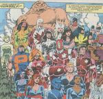 Alpha Flight (Earth-616) from Alpha Flight Special Vol 2 1 001