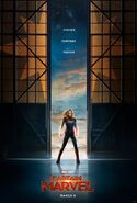 Captain Marvel (film) poster 001
