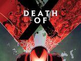 Death of X Vol 1 1