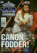 Doctor Who Magazine Vol 1 267