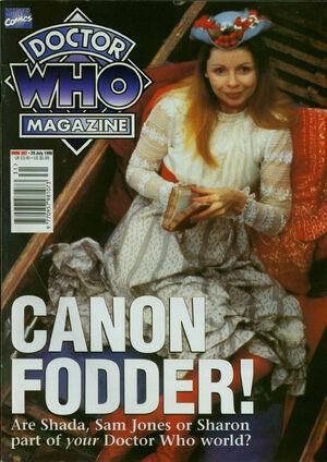 Doctor Who Magazine Vol 1 267