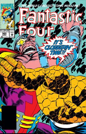 Fantastic Four Vol 1 365