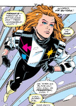 Francine Power (Earth-84309) from X-Force Annual Vol 1 1 0001