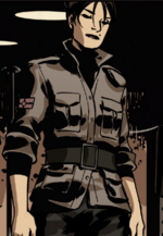 Geraldine Quimbly (Earth-31333) from Captain Marvel and the Carol Corps Vol 1 1 001