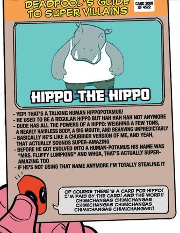 File:Hippo (Earth-616) on Deadpool's Guide to Super Villains Cards from Unbeatable Squirrel Girl Vol 1 6.jpg