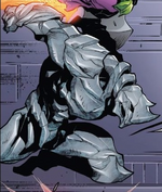 Hive (Poisons) (Earth-17952) Members-Poison Rhino from Venomverse Vol 1 5 001