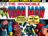 Iron Man Vol 1 55