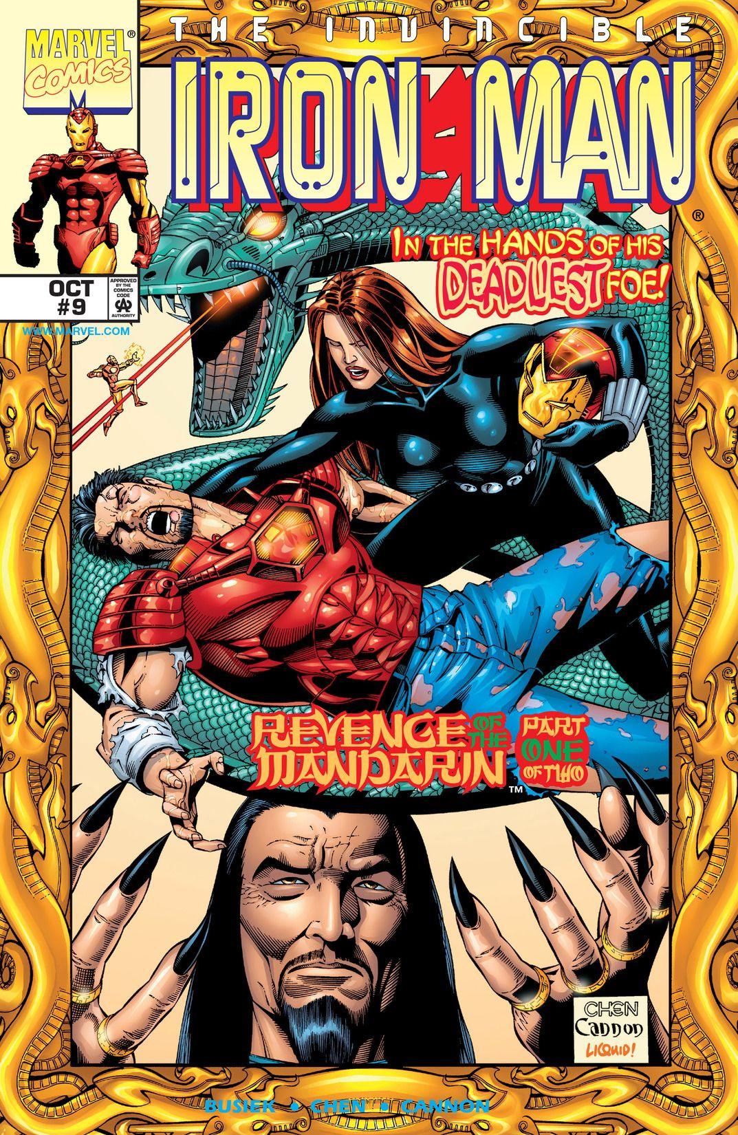 Iron Man Vol 3 9