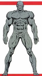It the Living Colossus (Earth-616) from Official Handbook of the Marvel Universe Master Edition Vol 1 23 0001
