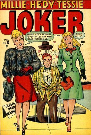 Joker Comics Vol 1 35