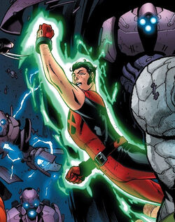 Julian Keller (Earth-616) from New X-Men Vol 2 30 0002