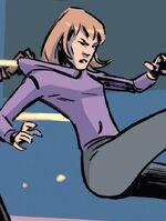 Krystal (Mutant) (Earth-616) from Marvel Knights X-Men Vol 1 1 001