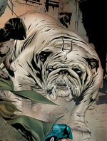 LockJaw (Earth-1610) from Ultimate Fantastic Four Annual Vol 1 1 0001