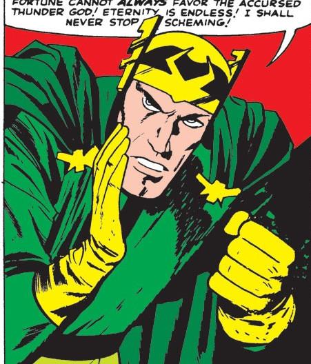 Loki Laufeyson (Earth-616) from Journey Into Mystery Vol 1 116 0001