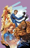 Marvel Age Fantastic Four Vol 1 9 Textless