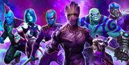 Marvel Contest of Champions Guardians of the Galaxy Vol. Zero 002