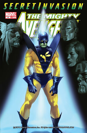 Mighty Avengers Vol 1 15