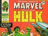 Mighty World of Marvel Vol 1 101