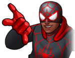 Miles Morales (Earth-TRN562) from Marvel Avengers Academy 001
