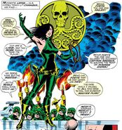 Ophelia Sarkissian (Earth-616) from Captain America Vol 1 111