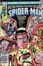 Peter Parker, The Spectacular Spider-Man Vol 1 67