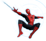 Peter Parker (Earth-TRN258) from Marvel Heroes (video game) 0001
