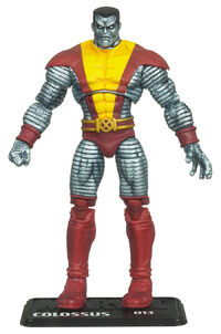 Piotr Rasputin (Earth-616) from Marvel Universe (Toys) Series 2 Wave VIII 0001
