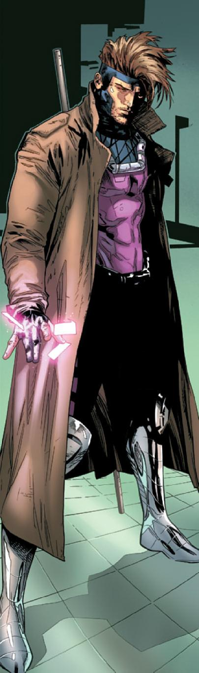 Remy LeBeau (Earth-616) from Gambit Vol 5 9 001