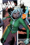 Rogue (Anna Marie) (Earth-616) from X-Men Vol 4 2 0001