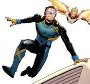 Scott Summers (Earth-616) from X-Men Blue Vol 1 1 001