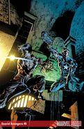 Secret Avengers Vol 1 9 Textless
