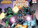 Secret Warps: Ghost Panther Annual Vol 1 1