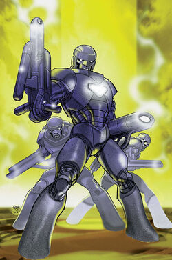 Sentinel Squad O*N*E Vol 1 5 Textless