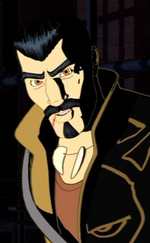 Sergei Kravinoff (Earth-760207) from Spider-Man The New Animated Series 001