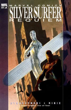 Silver Surfer Requiem Vol 1 2