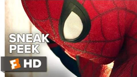 Spider-Man Homecoming Sneak Peek (2017) Movieclips Trailers