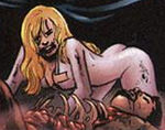 Tandy Bowen (Earth-2149) from Marvel Zombies Vs. Army of Darkness Vol 1 2 001