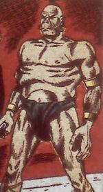 Toto (Mongolian) (Earth-616) from Captain America Comics Vol 1 22 0001